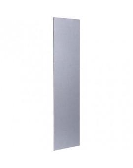 Plaque de propreté aluminium argent - Duval