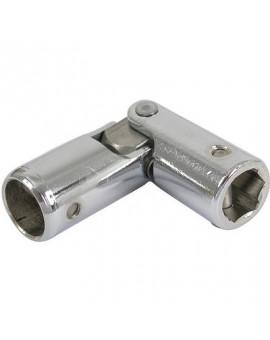 Genouillère de store acier chromé - Torbel Industrie