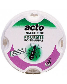 Anti-fourmis - Acto
