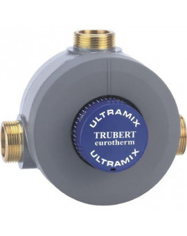 Mitigeur thermostatique collectif trubert eurotherm, 56 à 400 l/min - Watts Industries