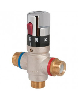 Régulateur thermostatique de sécurité gradué Presto - Presto