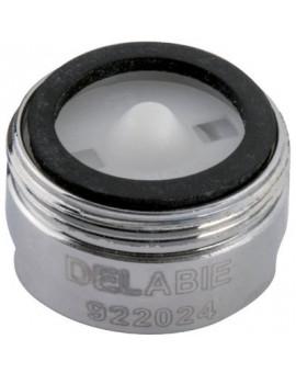 Brise-jet à débit réglable - Delabie - 2