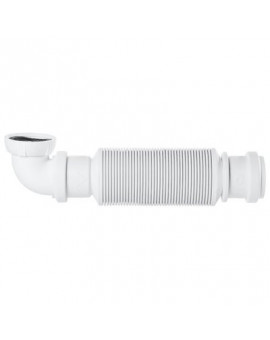 Siphon évier sans garde d'eau Senzo - Wirquin Pro