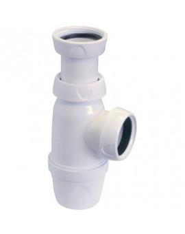 Siphon évier à culot - Nicoll