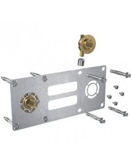 Sortie de cloison, robifix, double, entraxe 150 mm - Watts Industries