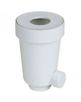 Siphon d'urinoir en PVC - Nicoll