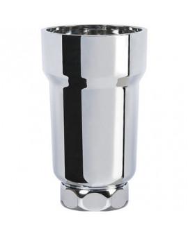Siphon d'urinoir ABS chromé - Delabie