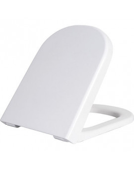 Abattant frein de chute D-Light Flush - Vitra