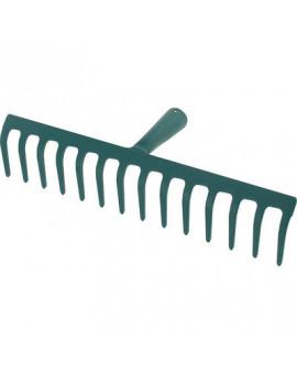 Râteau soudé dents courbes - Cap Vert