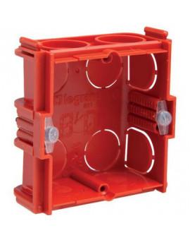 Boîte d'encastrement carrée Batibox maçonnerie 1 poste - Legrand