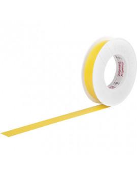 Bande auto-adhésive jaune de protection - Chuchu Decayeux