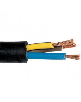 Câble industriel souple H07 RN-F - Sermes