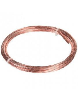 Câble de terre cuivre nu - Electraline
