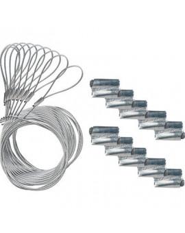 Câble acier de suspension HF Express GRIPPLE - Gripple - 10