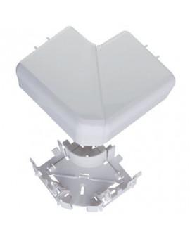Angle plat 90° pour goulotte DLP - Legrand