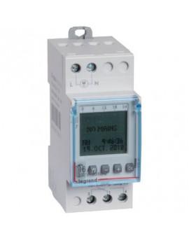 Interrupteur horaire programmable digital - Legrand