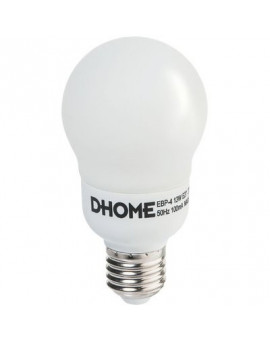 Lampe DHOME fluo compact standard E27 - Dhome