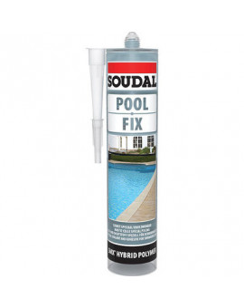 Mastic POOL FIX - Soudal