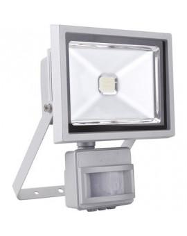 Projecteur inclinable DHOME à LED avec détecteur - Dhome