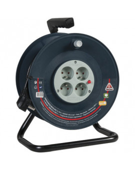Enrouleur DHOME de bricolage 3G1,5 mm² - Dhome