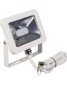 Projecteur LED Winky blanc extra plat - Aric