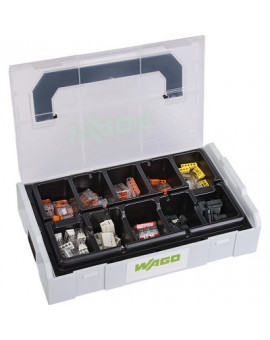 Mallette L-BOXX MINI d'assortiment de bornes - Wago