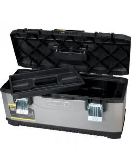 Caisse à outils pro bi-matière - Stanley