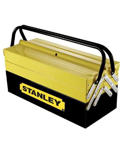 caisse outils 5 compartiments stanley rangement d 39 outils. Black Bedroom Furniture Sets. Home Design Ideas