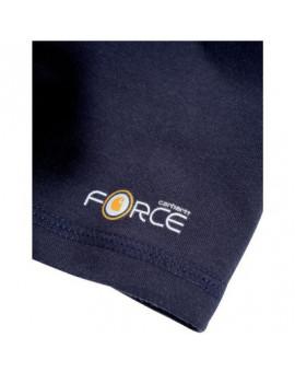 T-Shirt Force manches longues Bleu - Carhartt