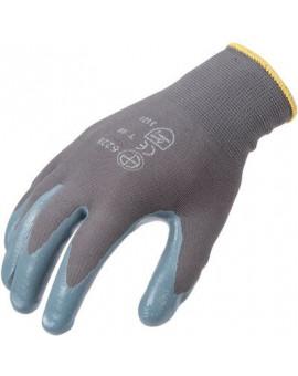 Gants nylon enduits nitrile - Euro-Technique
