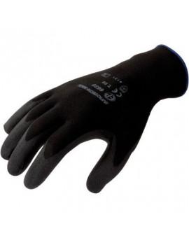 Gants polyester noir - Euro-Technique
