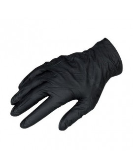 Gants jetables nitril Black Mamba - Séléction BricoBati - 100