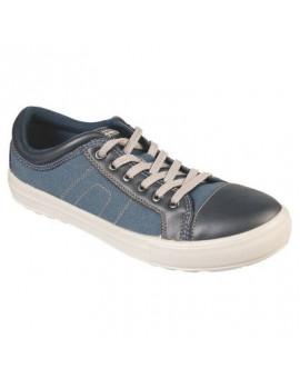 Chaussures basses de sécurité Vance Bleues - Parade