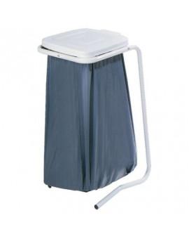 Support pour sacs poubelles sur pied - Mottez