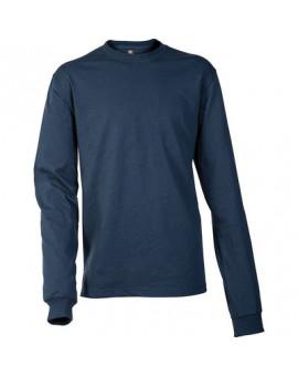 T-shirt manches longues Logo EK231 Bleu marine - Carhartt