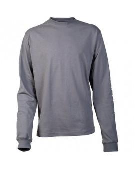 T-shirt manches longues Logo EK231 Gris - Carhartt