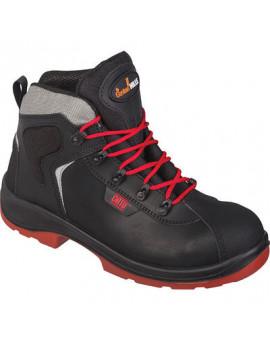 Chaussures hautes de sécurité à semelle isolante pour utilisation intérieur ou milieu sec - Catu