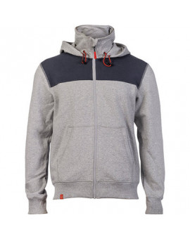 Sweat bicolore Ocampo gris - Parade