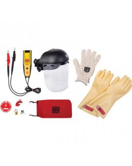 Kit de protection KIT NF C 18 - 510 SPÉCIAL HABILITÉ BS/2 - Catu