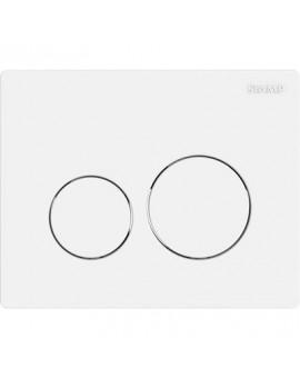 Plaque de commande pour bâti-support INGENIO - Siamp