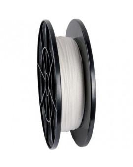 Bobine de corde polyamide tressé blanc - Corderies Tournonaises