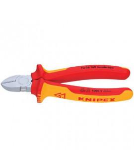 Pince coupante de côté 1000 V - Knipex