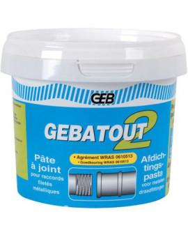 Pâte Gebatout - Geb