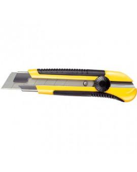 Cutter bi-matière 25 mm - Stanley