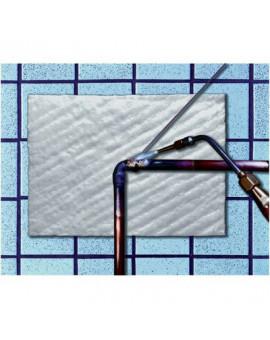 Pare-flamme aluminium Xuper thermique - Castolin
