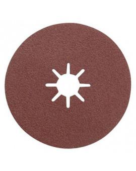 Disque fibre avec alésage toile - Scid - 3