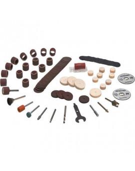 Set accessoires pour Dremel - Bosch