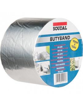 Bande d'étanchéité Butyband - Soudal
