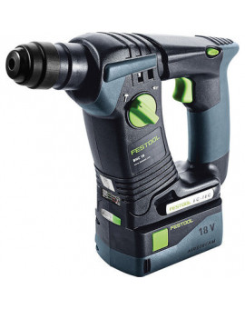Perforateur sans fil BHC 18 LI 5,2 Plus - Festool