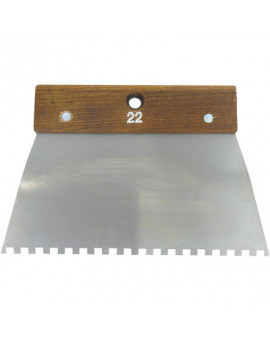 Peigne acier cambre - Outibat